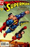 Cover for Superman (DC, 1987 series) #155 [Direct Sales]