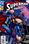 Cover for Superman (DC, 1987 series) #156 [Direct Sales]