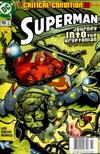 Cover for Superman (DC, 1987 series) #158 [Newsstand]