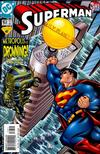 Cover for Superman (DC, 1987 series) #163 [Direct Sales]