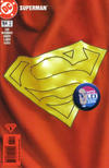 Cover for Superman (DC, 1987 series) #164 [Direct Sales]