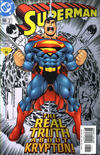 Cover for Superman (DC, 1987 series) #166 [Collector's Edition]