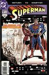 Cover for Superman (DC, 1987 series) #167 [Direct Sales]