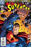 Cover for Superman (DC, 1987 series) #169 [Direct Sales]