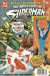 Cover for Adventures of Superman (DC, 1987 series) #556 [Newsstand]