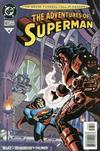 Cover for Adventures of Superman (DC, 1987 series) #563 [Direct Sales]