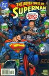 Cover for Adventures of Superman (DC, 1987 series) #566 [Direct Sales]