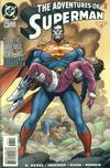Cover for Adventures of Superman (DC, 1987 series) #567 [Direct Sales]