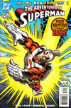 Cover for Adventures of Superman (DC, 1987 series) #570 [Direct Sales]