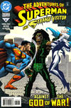 Cover for Adventures of Superman (DC, 1987 series) #572 [Direct Sales]