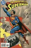 Cover for Adventures of Superman (DC, 1987 series) #573 [Direct Sales]