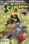Cover for Adventures of Superman (DC, 1987 series) #580 [Direct Sales]