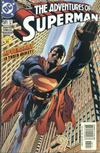 Cover for Adventures of Superman (DC, 1987 series) #581 [Direct Sales]