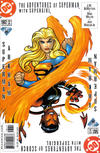 Cover for Adventures of Superman (DC, 1987 series) #582 [Direct Sales]