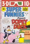 Cover for Super Funnies (Superior Publishers Limited, 1953 series) #1