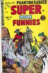 Cover for Super Funnies (Superior Publishers Limited, 1953 series) #3