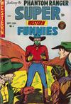 Cover for Super Funnies (Superior Publishers Limited, 1953 series) #4