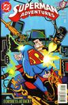 Cover for Superman Adventures (DC, 1996 series) #22 [Direct Sales]