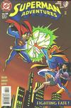 Cover for Superman Adventures (DC, 1996 series) #34