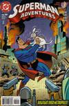 Cover for Superman Adventures (DC, 1996 series) #40