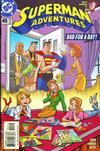 Cover for Superman Adventures (DC, 1996 series) #45 [Direct Sales]