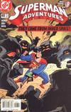 Cover for Superman Adventures (DC, 1996 series) #48