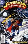 Cover for Superman Adventures (DC, 1996 series) #49 [Direct Sales]