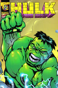 Cover Thumbnail for Wizard Hulk (Marvel; Wizard, 1999 series) #1/2