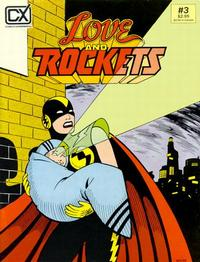 Cover Thumbnail for Love and Rockets (Fantagraphics, 1982 series) #3