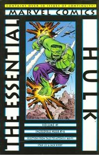 Cover Thumbnail for Essential Hulk (Marvel, 1999 series) #1