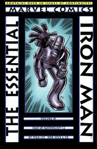 Cover Thumbnail for Essential Iron Man (Marvel, 2000 series) #1