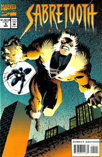 Cover Thumbnail for Sabretooth Classic (Marvel, 1994 series) #5