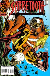Cover Thumbnail for Sabretooth Classic (Marvel, 1994 series) #9