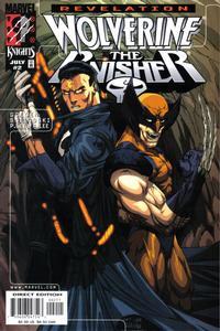 Cover Thumbnail for Wolverine / Punisher: Revelation (Marvel, 1999 series) #2