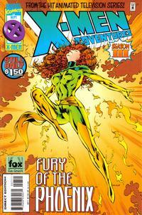 Cover Thumbnail for X-Men Adventures [III] (Marvel, 1995 series) #7