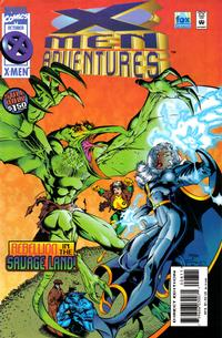 Cover Thumbnail for X-Men Adventures [III] (Marvel, 1995 series) #8