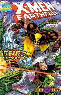 Cover Thumbnail for X-Men: Earthfall (Marvel, 1996 series) #1