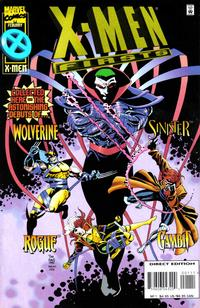 Cover Thumbnail for X-Men Firsts (Marvel, 1996 series) #1