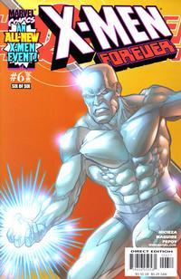 Cover Thumbnail for X-Men Forever (Marvel, 2001 series) #6
