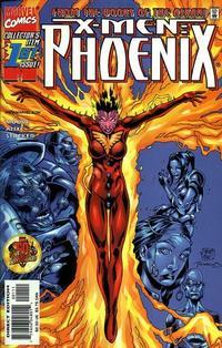 Cover Thumbnail for X-Men: Phoenix (Marvel, 1999 series) #1