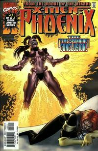Cover Thumbnail for X-Men: Phoenix (Marvel, 1999 series) #3