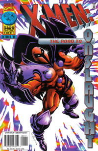 Cover Thumbnail for X-Men: Road to Onslaught (Marvel, 1996 series) #1