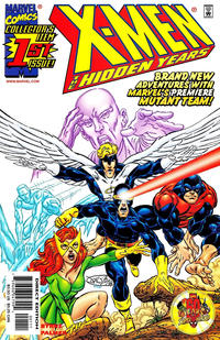 Cover Thumbnail for X-Men The Hidden Years (Marvel, 1999 series) #1