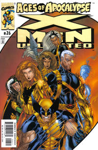 Cover Thumbnail for X-Men Unlimited (Marvel, 1993 series) #26