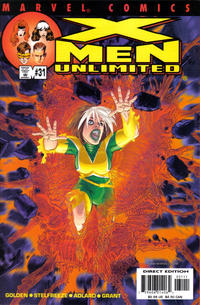 Cover Thumbnail for X-Men Unlimited (Marvel, 1993 series) #31