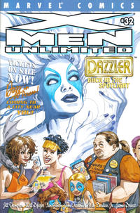 Cover Thumbnail for X-Men Unlimited (Marvel, 1993 series) #32