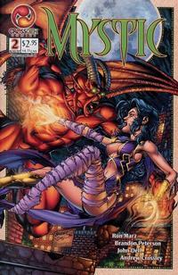 Cover Thumbnail for Mystic (CrossGen, 2000 series) #2