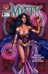 Cover Thumbnail for Mystic (CrossGen, 2000 series) #6