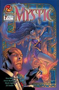 Cover Thumbnail for Mystic (CrossGen, 2000 series) #7