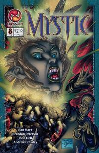 Cover Thumbnail for Mystic (CrossGen, 2000 series) #8